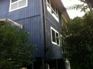 Exterior Painting Old Eagle Heights Tamborine Mountain