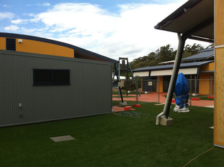Assisi Stage 1 School completed
