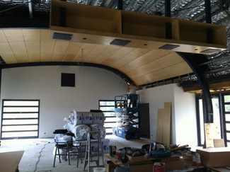 Stage 2 Assisi College nearly finished