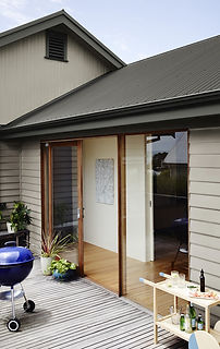 Exterior house painting on the Gold Coast