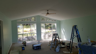 Interior and exterior new paint Tamborine Mountain.