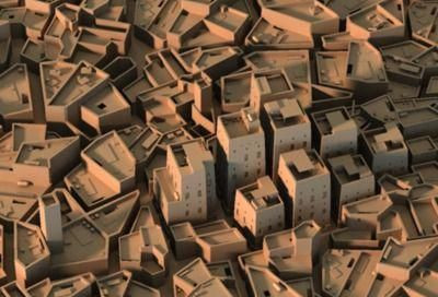 City (Rammed Earth)