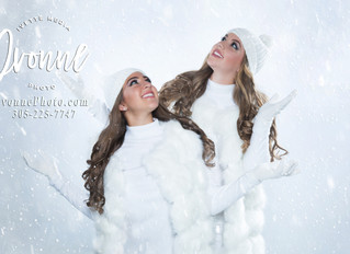 A True Winter Wonderland Quince for These Twins!