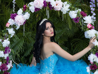Jennifer Dominguez Quince Shoot Miami