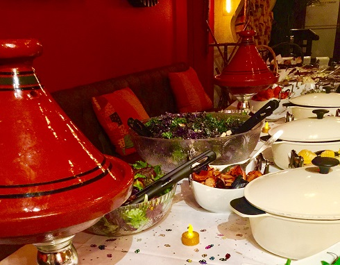 Moroccan Tagine Station