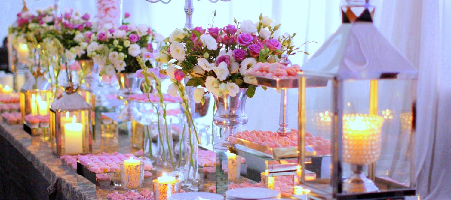 Kosher Event Los Angeles Black Tie Catering Sweet Table