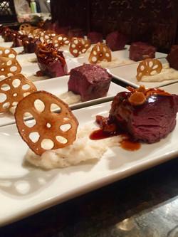 Boneless Rib Japanese fusion flavors