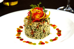 quinoa mint tabouleh