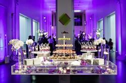sweet table display