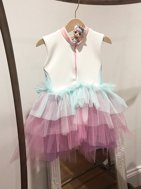 LOL DOLL UNICORN DRESS