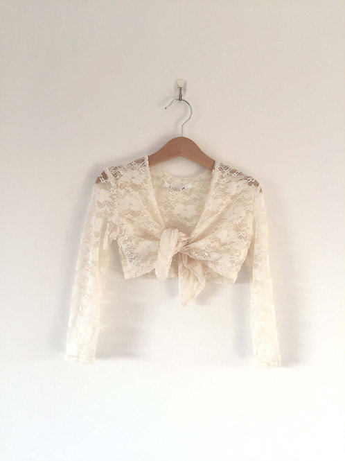 Lace wrap Cardigan