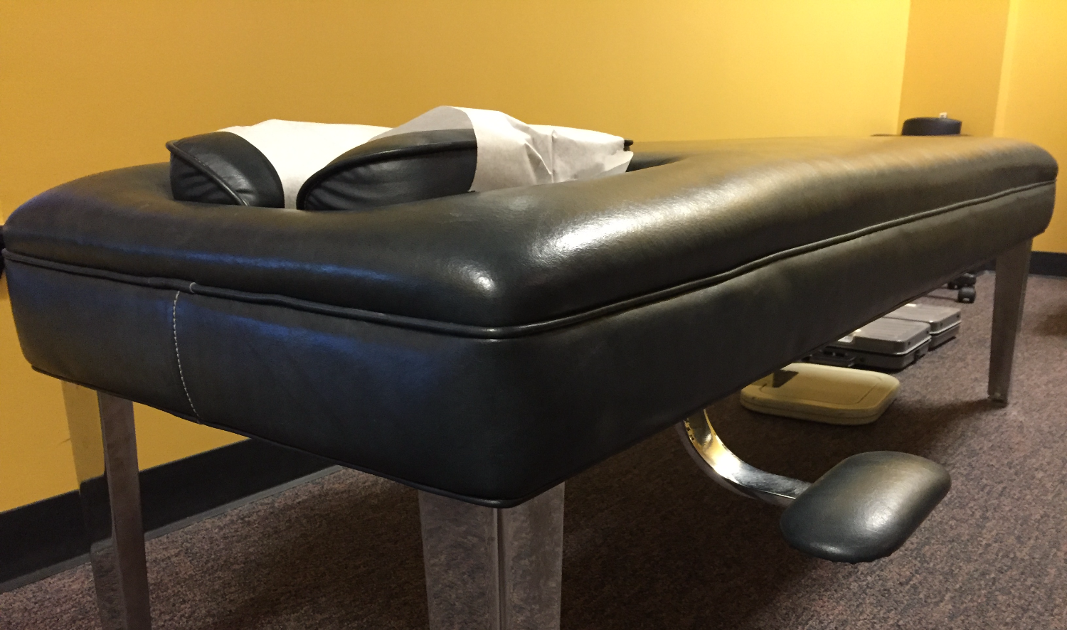 Bodyworx Chiropractic Table