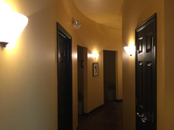 Bodyworx Chiropractic Hallway