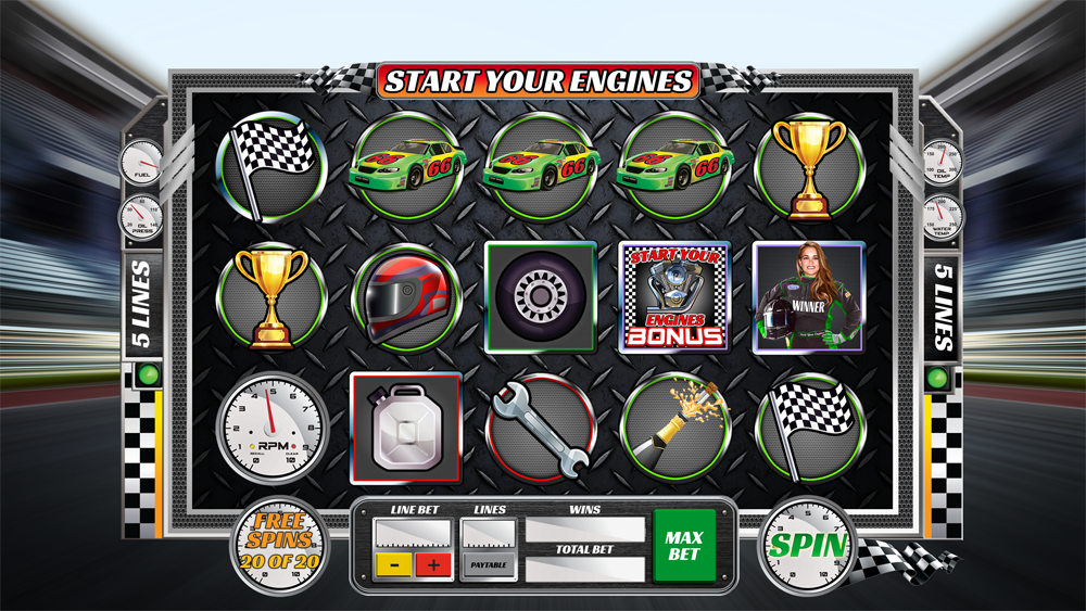 Star Your Engines
