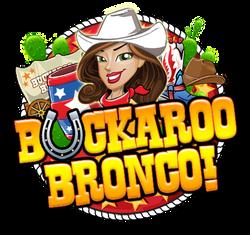 Buckaroo Bronco Logo