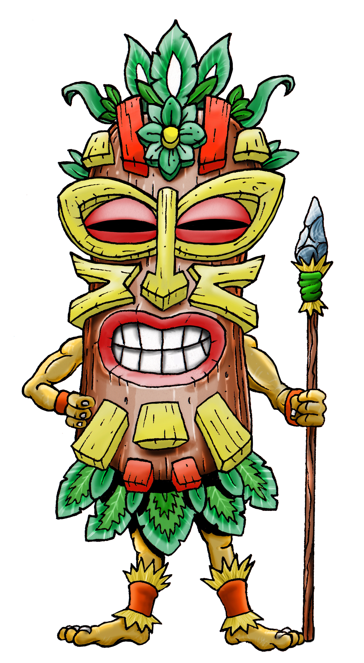 Witiki Character
