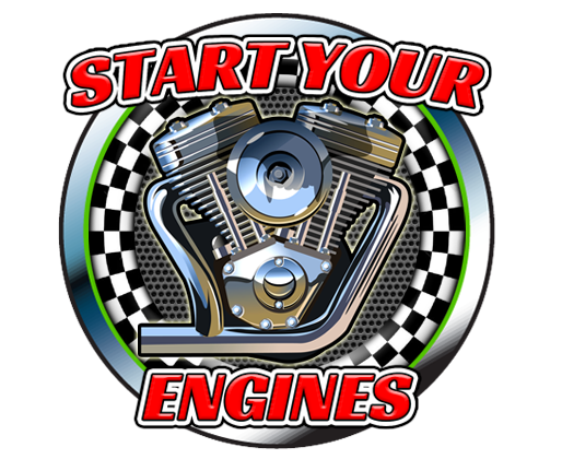 Start Your Engines Lobby Logo 2
