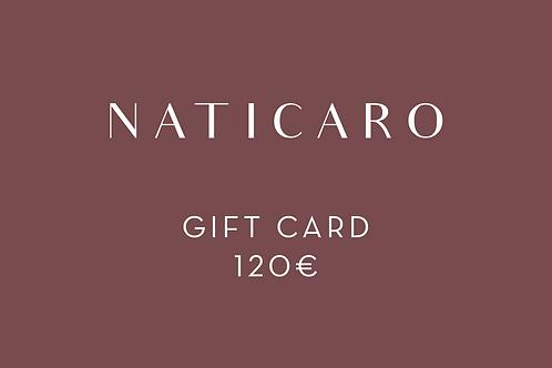 120 - Gift Card