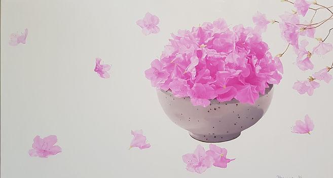 김병수-진달래꽃의여행(20호) oil on canvas.2019..jpg
