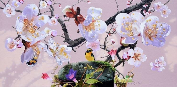 김기택-아침이슬(50호)oil on canvas.2019