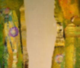 Happy Day1  60,6x 45,5cm Acrylic on canv