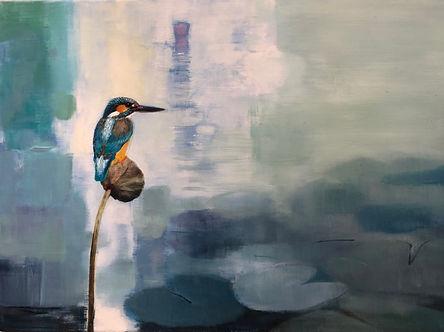 김태현 comtemplation 20F oil on canvas 2018