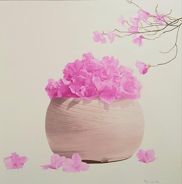 김병수-진달래꽃의여행(40호) oil on canvas.2019.jpg