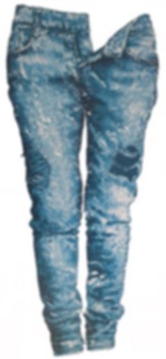 장원석_Looking_for_blue_jeans_59.7x106cm_Wo