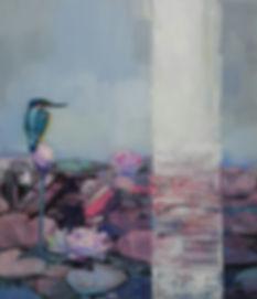 김태현 Reflection  53.0x45.5  oil on canvas