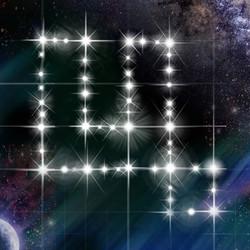 логотип Ц  космос 8х8