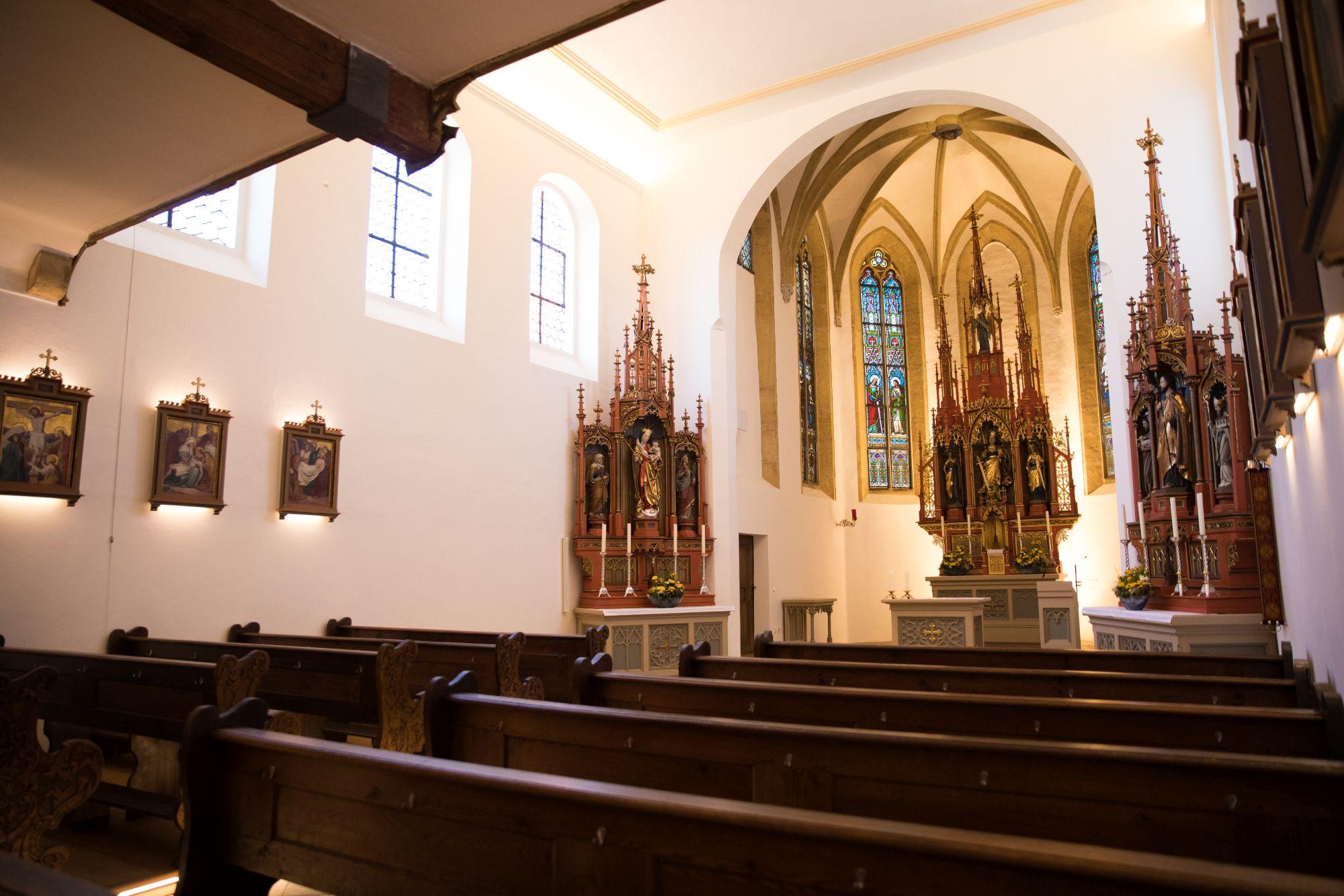 St. Katharina in Amberg
