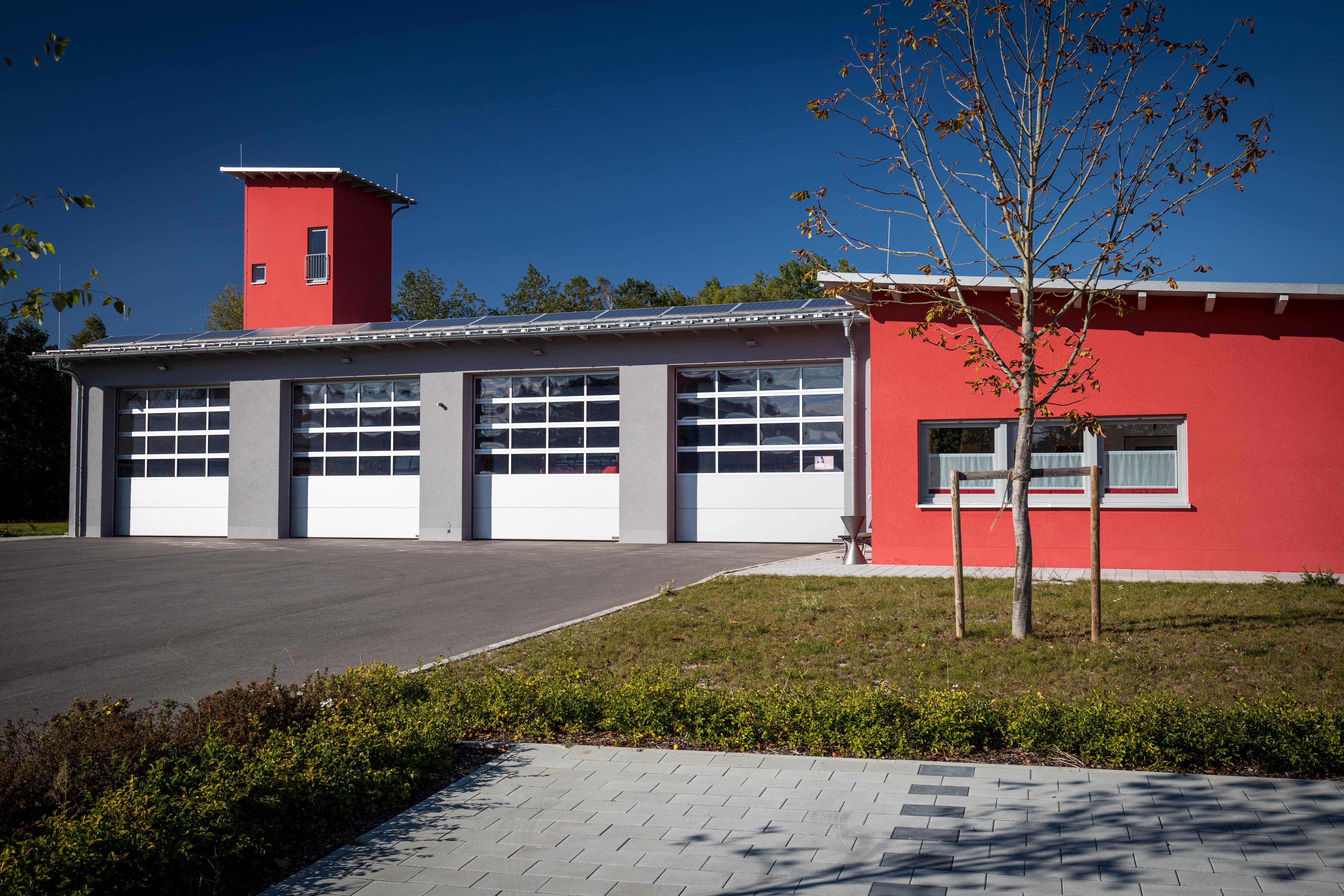 Feuerwehr Freihung