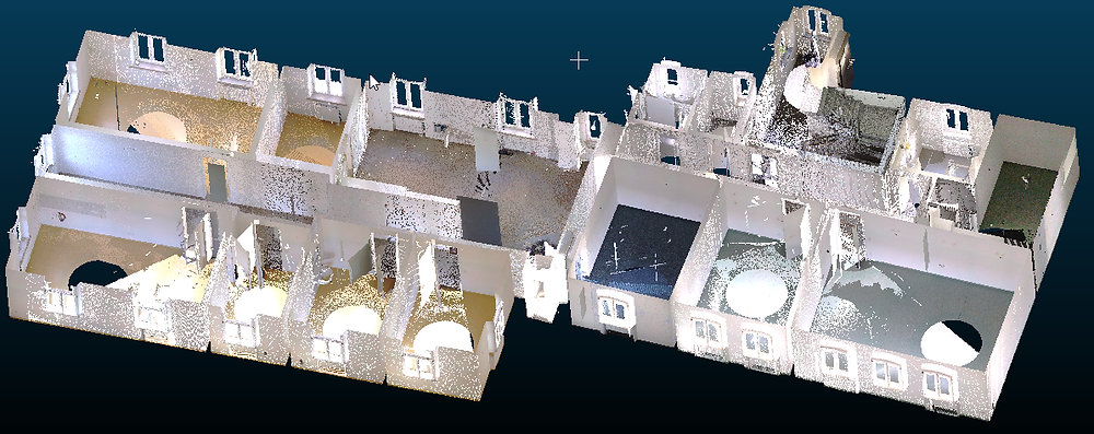 3D Innenansicht