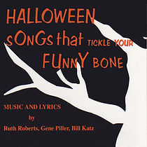 Halloween Songs Funny Bone iTunes Cover