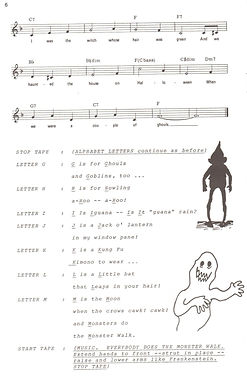 A-Haunting We Will Go Songbook Sample.jp