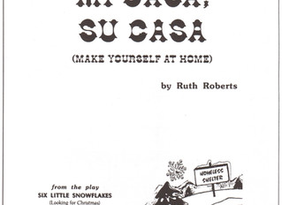 """A Great """"All-Around"""" Holiday Song for your Elementary School...Mi Casa, Su Casa!"""