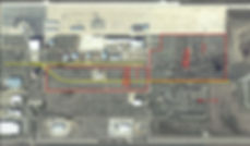 Great Bend Transload Facility - Site Map