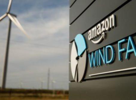 Amazon Announces Net-Zero Emissions by 2040