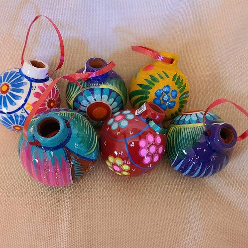 Set of 5 Ornaments