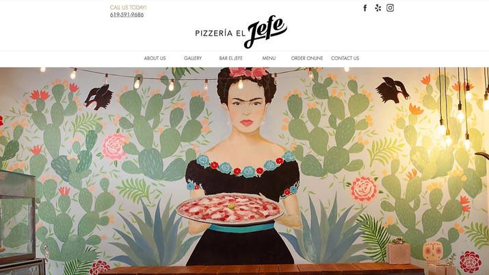 Pizzeria El Jefe