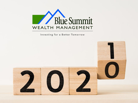 2020 Year in Review from Blue Summit