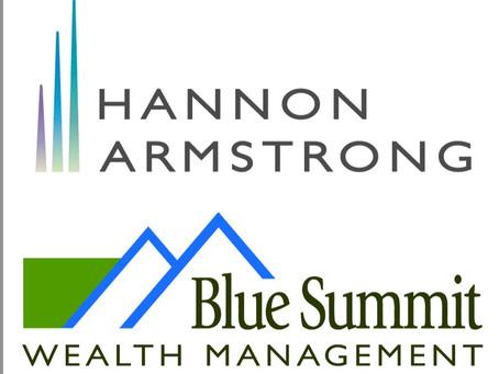 Company Highlight – Hannon Armstrong