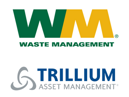 Waste Management steps up on Recycling due to shareholder pressure