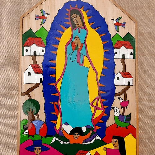 Guadalupe Queen of the Americas