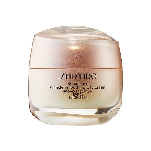 Crema facial Shiseido Benefiance Wrinkle Smoothing 50 Ml