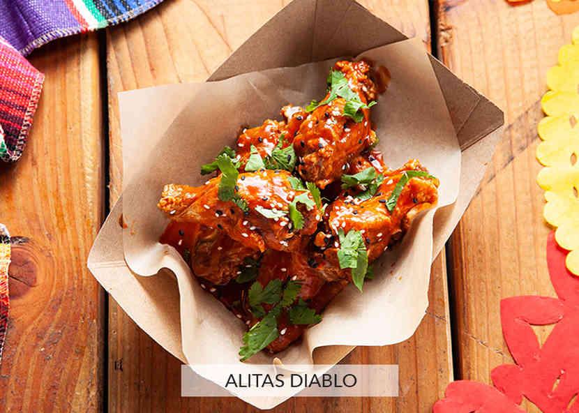 "Alitas ""Wings"" Diablo"