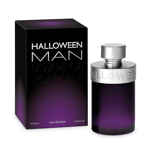 Halloween Man Eau de Toilette 125 Ml