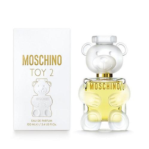 Moschino Toy 2 Eau de Parfum 100 Ml