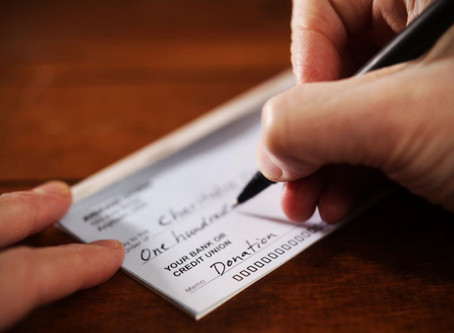 Tax Tips - Qualified Charitable Distributions from an IRA