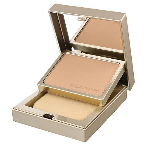 Maquillaje compacto Clarins Teint Haute tenue 110 Honey